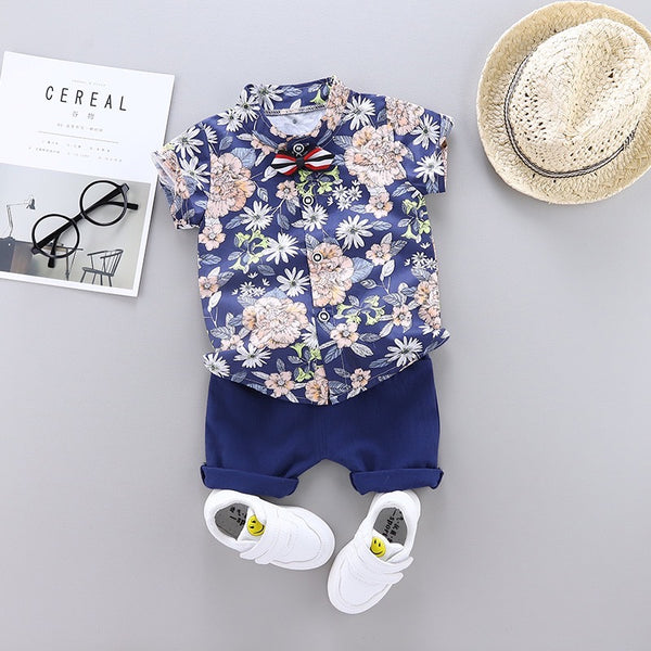 Floral Printed Summer Set