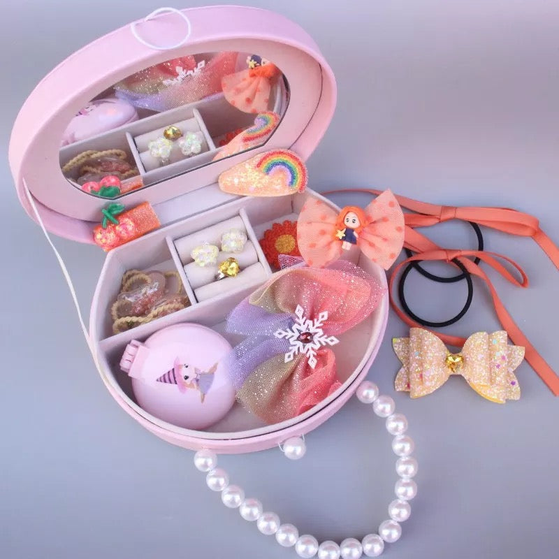 Box of accessories