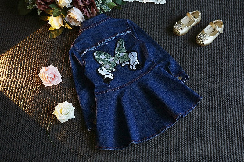 Bee Made Denim Dress