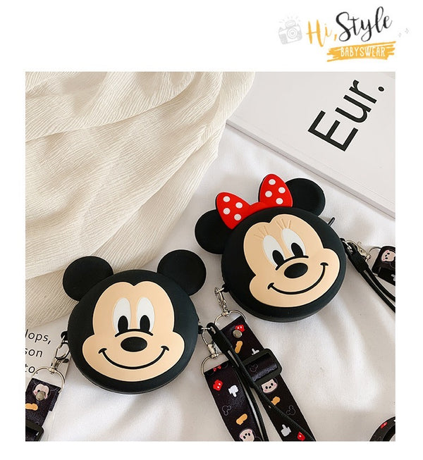 Mickey And Minnie Baby Bags