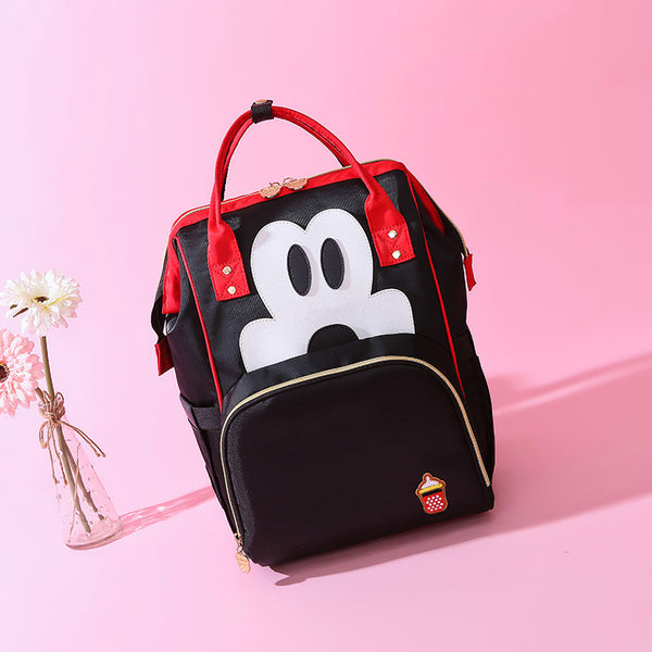 Mickey & Minnie Mouse Diaper Bag