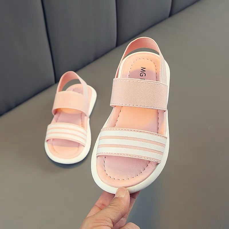 Striped Comfy Sandals