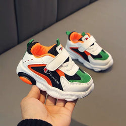 Colorful Sporty Sneakers