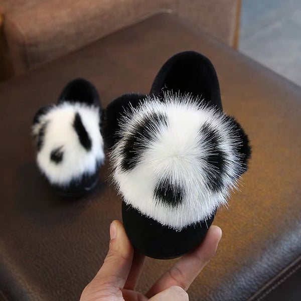 Smiley And Panda Made Shoes