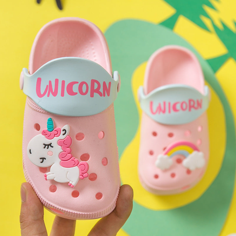 Unicorn Clogs