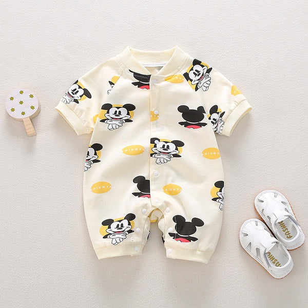 Mickey Mouse Rompers