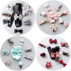 9 Pack Hairclips Set