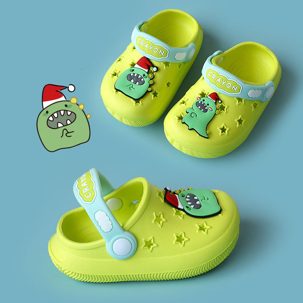Cartoon Made Crocs
