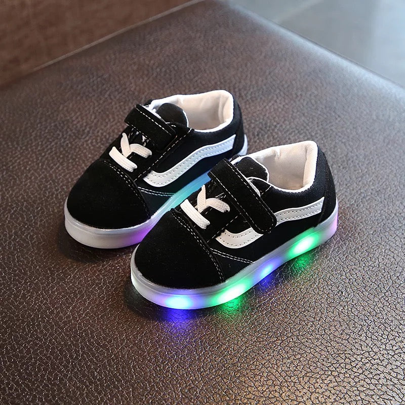 Stylish LED Sneakers For Kids