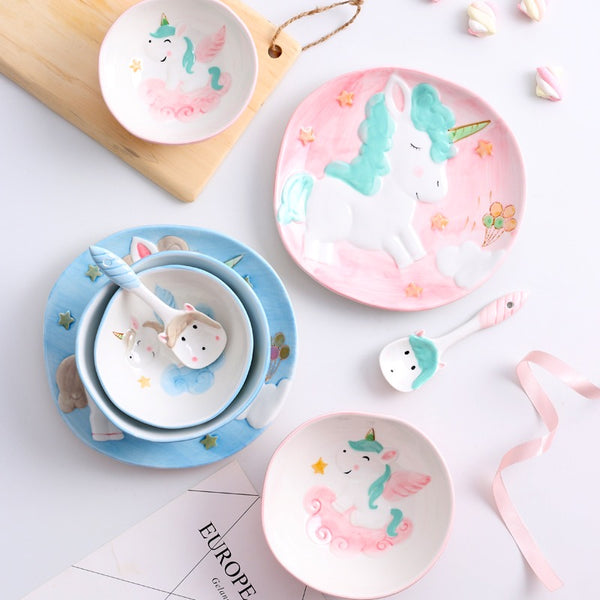 Unicorn Made Crockery
