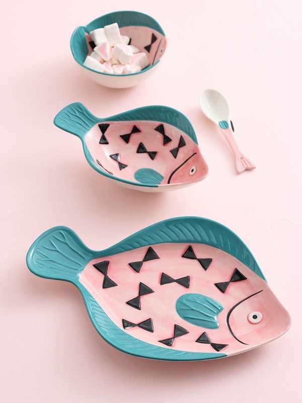Fish Kids Crockery Set