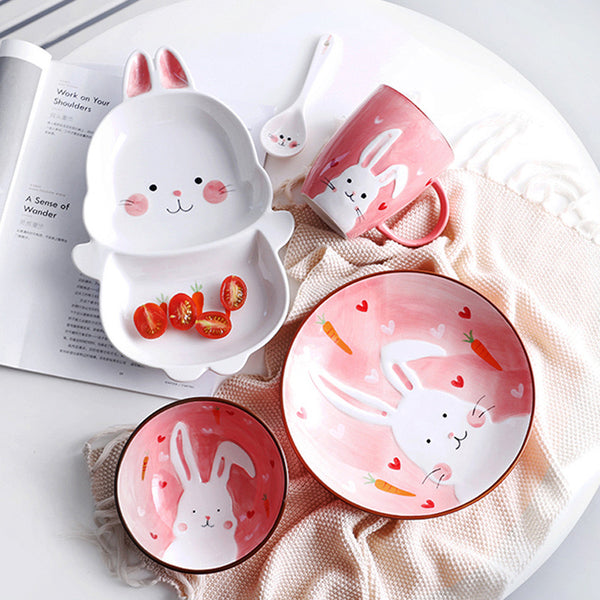 Animal Crockery Set For Kids