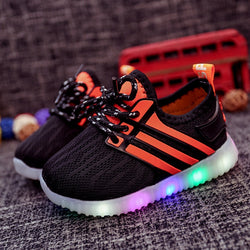 Lace LED Sneakers For Kids