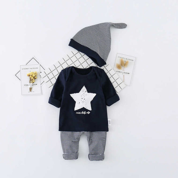 Star Set With Cap
