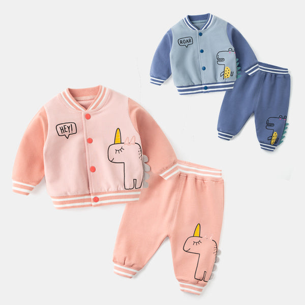 Unicorn Made Jacket And Joggers Set