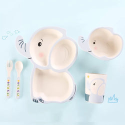 Elephant Crockery Set