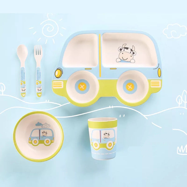 Car Crockery Set
