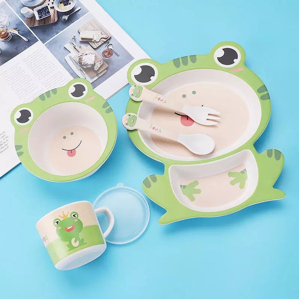 Frog Crockery Set