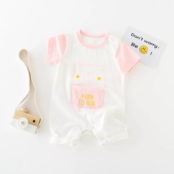 Born To Hug Romper