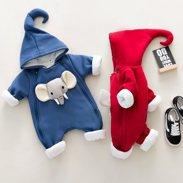 Elephant Winter Jumpsuit