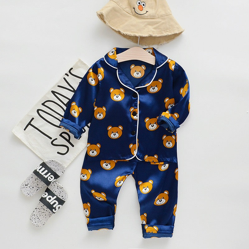 Baby Bear Night Suit