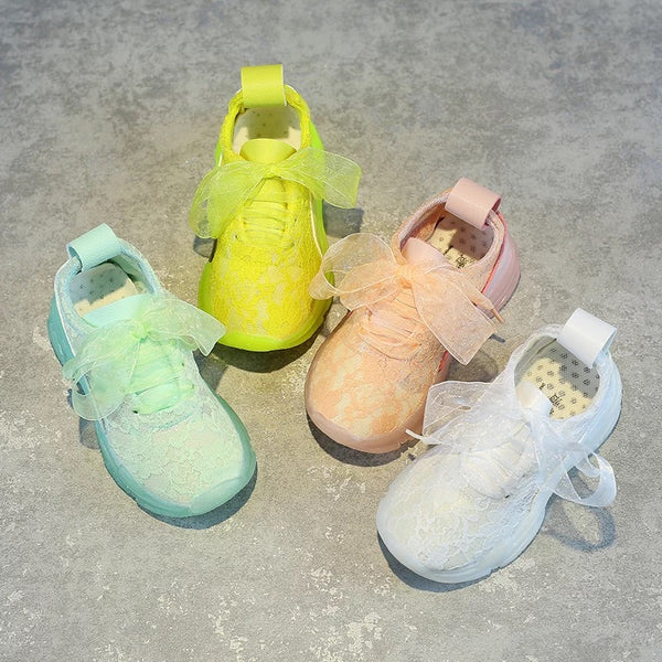 Lace Breathable Shoes