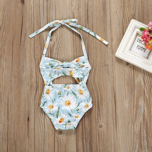 Sunflower Baby Swimsuit