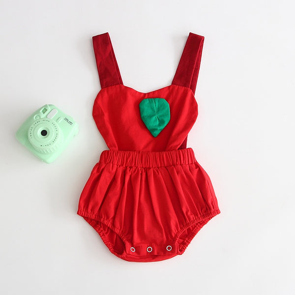 Heart Shape Romper