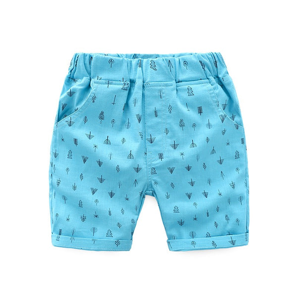 Character Printed Summer Shorts