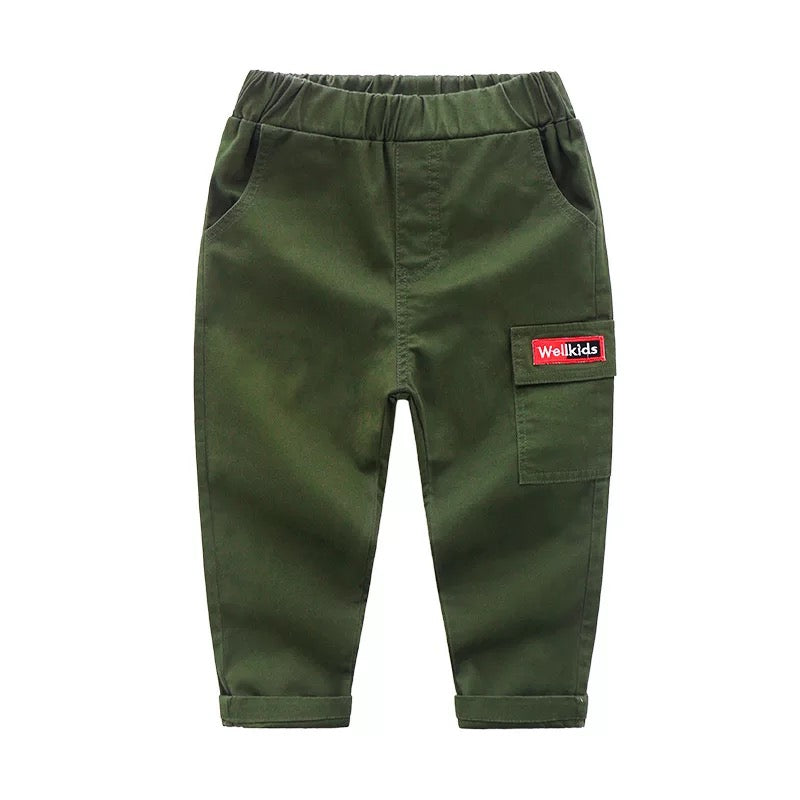 Cargo Style Chinos