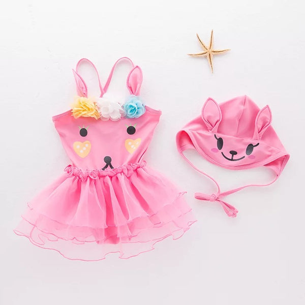 Rabbit Baby Swimsuit