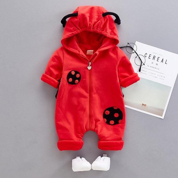 Bee Made Winter Jumpsuit