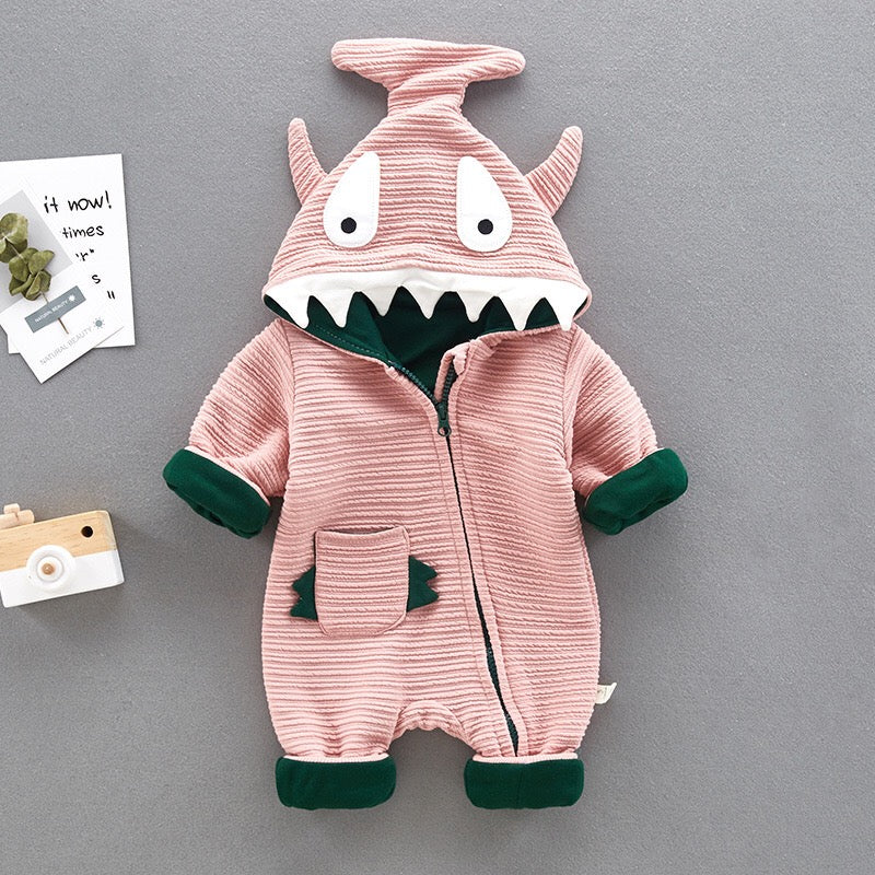 Shark Winter Jumpsuit