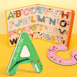 Alphabets Learning Toy
