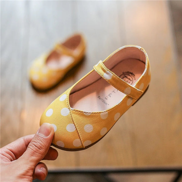 Vintage Polka Dots Bellies