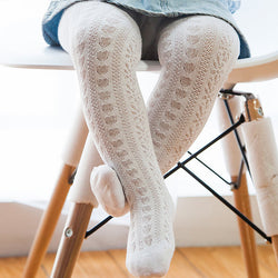 Eyelet Leggings