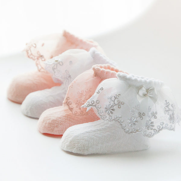 Lace Cape Socks