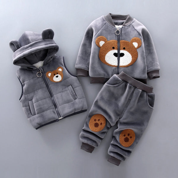 Bear Winter Set