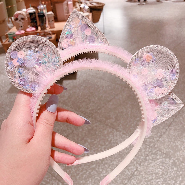 Minnie And Cat Headbands