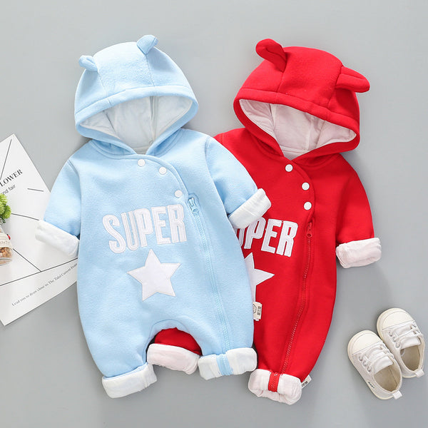 Superstar Winter Jumpsuits