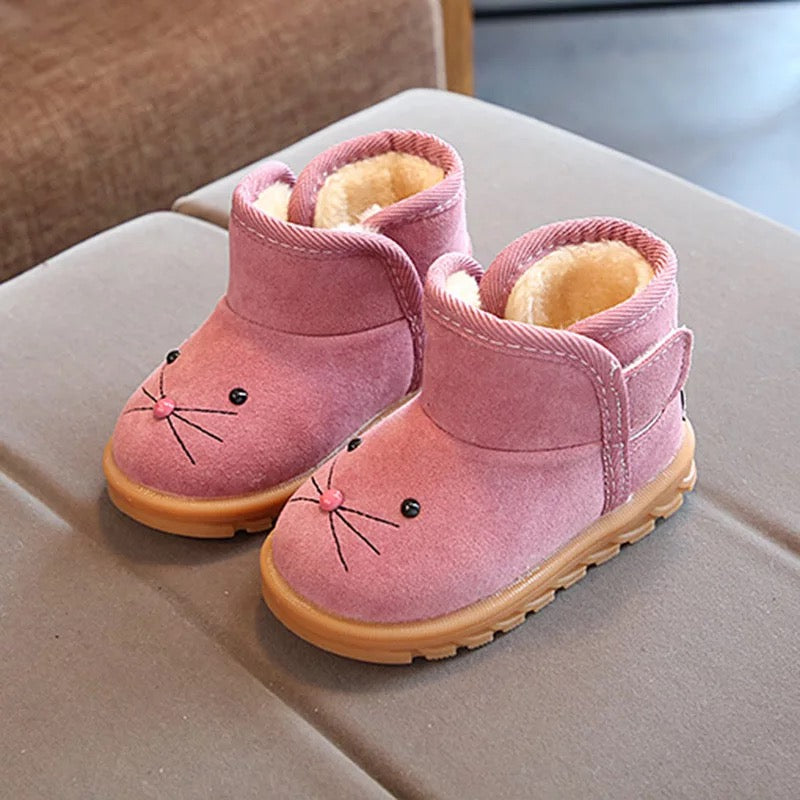 Cat Winter Boots