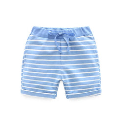 Horizontal Stripes Shorts