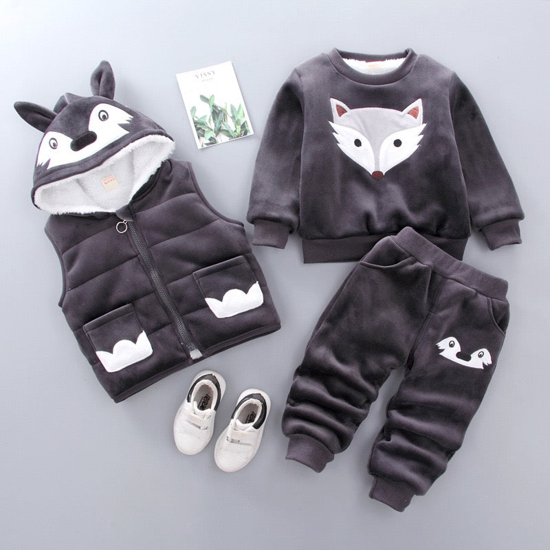 Fox Made Winter Set