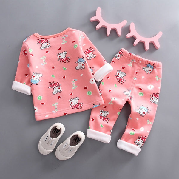 Peppa Pig Printed Night Suit
