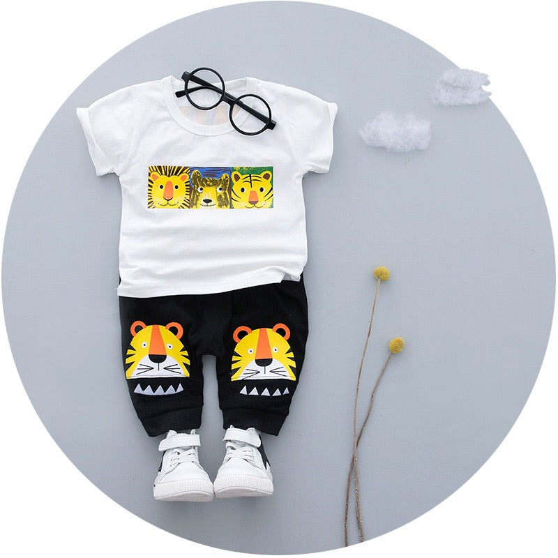 Lion Summer Set