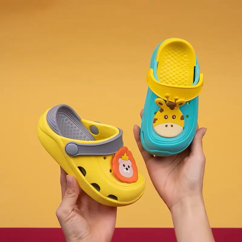 Animal Made Crocs