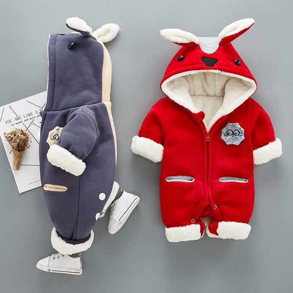 Rabbit Made Winter Jumpsuit