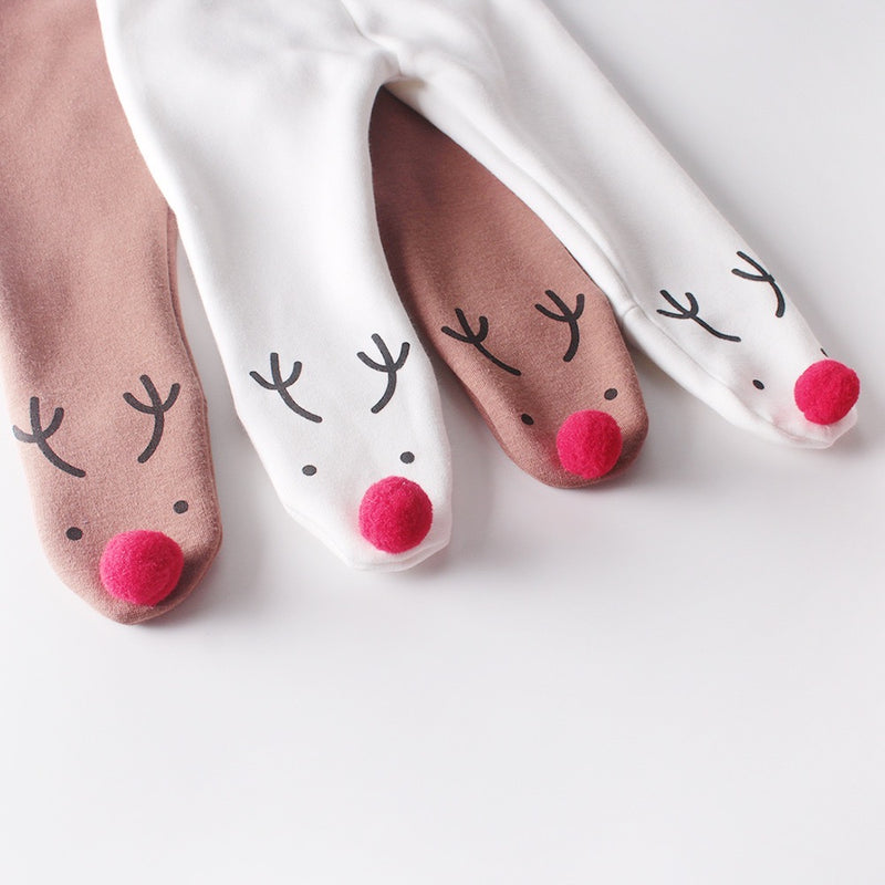 Reindeer Winter Leggings