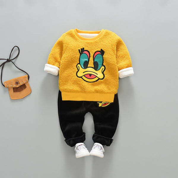 Donald Duck Winter Set