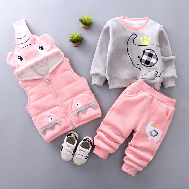 Elephant Made Winter Sets